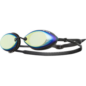 TYR Tracer Racing Mirrored Lunettes de protection, metallic/yellow